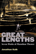 Product cover for 'Great Lengths: Seven Works of Marathon Theater'