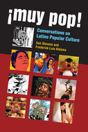 Book cover for '¡Muy Pop!'