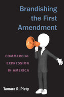 Cover image for 'Brandishing the First Amendment'