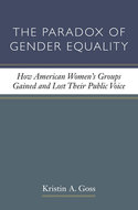 Cover image for 'The Paradox of Gender Equality'