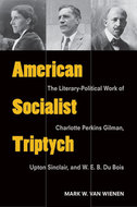 Cover image for 'American Socialist Triptych'