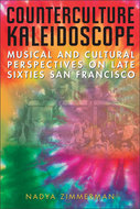 Book cover for 'Counterculture Kaleidoscope'