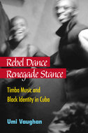 Book cover for 'Rebel Dance, Renegade Stance'