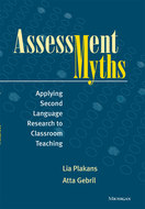 Product cover for 'Assessment Myths: Applying Second Language Research to Classroom Teaching'