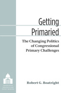 Book cover for 'Getting Primaried'