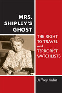 Book cover for 'Mrs. Shipley's Ghost'