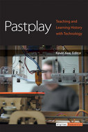 Book cover for 'Pastplay'