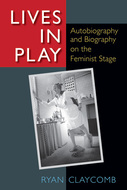 Book cover for 'Lives in Play'