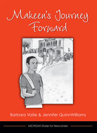 Cover image for 'Makeen's Journey Forward'