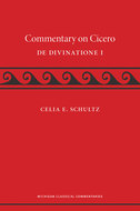 Cover image for 'A Commentary on Cicero, De Divinatione I'