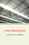 Book cover: A Heart Beating Hard