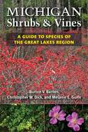 Book cover for 'Michigan Shrubs and Vines'