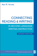Book cover for 'Connecting Reading & Writing in Second Language Writing Instruction, Second Edition'
