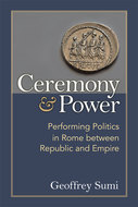 Book cover for 'Ceremony and Power'