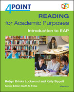 Cover image for '4 Point Reading for Academic Purposes'