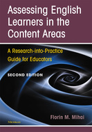 Book cover for 'Assessing English Learners in the Content Areas, Second Edition'
