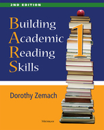 Cover image for 'Building Academic Reading Skills, Book 1, 2nd Edition'
