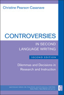 Cover image for 'Controversies in Second Language Writing, Second Edition'