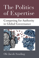 Book cover for 'The Politics of Expertise'