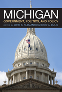 Cover image for 'Michigan Government, Politics, and Policy'