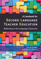 Cover image for 'A Casebook for Second Language Teacher Education'