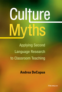 Book cover for 'Culture Myths'