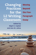 Book cover for 'Changing Practices for the L2 Writing Classroom'