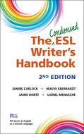 Cover image for 'The Condensed ESL Writer's Handbook, 2nd Ed.'