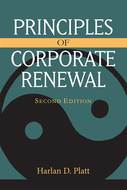 Book cover for 'Principles of Corporate Renewal, Second Edition'