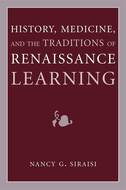 Cover image for 'History, Medicine, and the Traditions of Renaissance Learning'