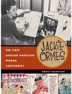 Book cover for 'Jackie Ormes'
