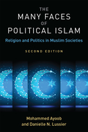 Product cover for 'The Many Faces of Political Islam, Second Edition: Religion and Politics in Muslim Societies'