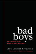 Product cover for 'Bad Boys: Public Schools in the Making of Black Masculinity'