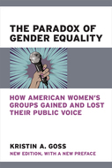Book cover for 'The Paradox of Gender Equality'