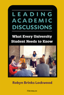 Cover image for 'Leading Academic Discussions'
