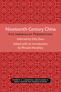 Cover image for 'Nineteenth-Century China'