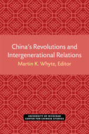 Cover image for 'China's Revolutions and Intergenerational Relations'