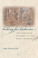 Book cover for 'Looking for Hickories'