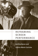 Cover image for 'Reframing Screen Performance'