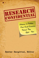 Cover image for 'Research Confidential'