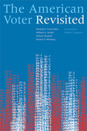 Book cover for 'The American Voter Revisited'