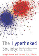 Book cover for 'The Hyperlinked Society'