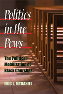 Cover image for 'Politics in the Pews'