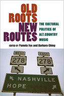 Book cover for 'Old Roots, New Routes'