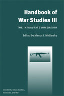 Cover image for 'Handbook of War Studies III'