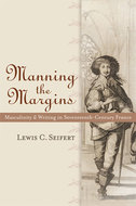 Book cover for 'Manning the Margins'