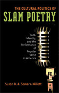 Book cover for 'The Cultural Politics of Slam Poetry'
