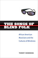 Book cover for 'The Songs of Blind Folk'