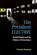 Book cover for 'The President Electric'