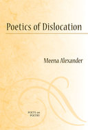 Book cover for 'Poetics of Dislocation'